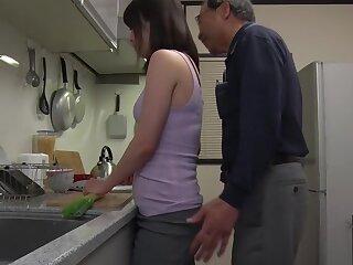Hammer Japanese carve Emiri Takayama more Surprising stockings, lingerie JAV couple