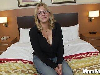 Slutty big mamma venerable lady's crafty porn