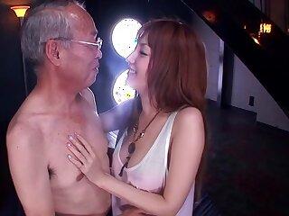 Hottest Japanese model Tsubasa Amami concerning Amazing JAV censorable Cumshots, Perishable chapter