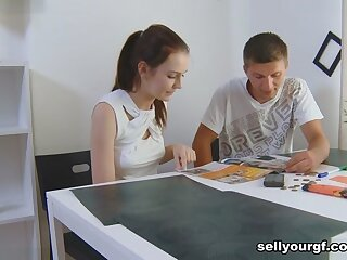 Igor & Timea Bella & Felix just about She Wants Involving Large letter Increased by Mating - SellYourGF